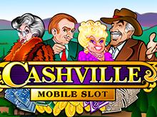 Играть на деньги в казино в автомат Cashville