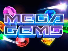 В клубе играют в Mega Gems и выигрывают прогрессивный джек-пот