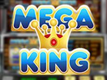 Популярный игровой автомат онлайн Mega King