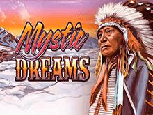 Выиграть фриспины в автомате Mystic Dreams