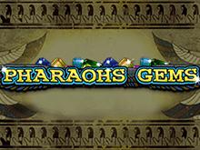 Выиграть в игровом автомате Pharaohs Gems