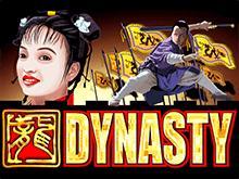 Играйте без обязательных вложений в слот Dynasty