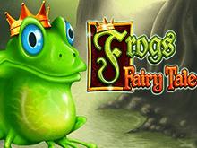 Играйте бесплатно в популярный слот Frogs Fairy Tale