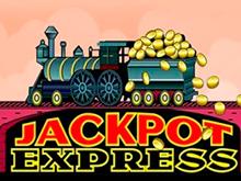 Слот в казино с лицензией бесплатно Jackpot Express