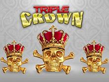 В казино Вулкан Старс виртуальный слот Triple Crown