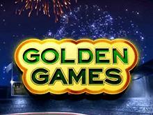Популярный игровой аппарат Golden Games для фанатов спорта