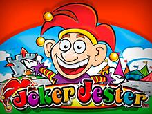 Слот онлайн Joker Jester с полным набором бонусных символов