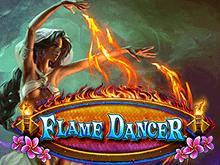 В официальном заведении игровой автомат Flame Dancer