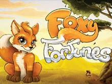 В официальном зале Foxy Fortunes онлайн