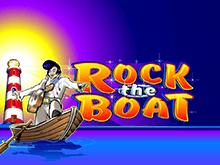 Играйте онлайн в Rock The Boat на сайте клуба