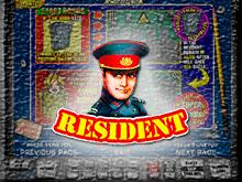 Играйте в игровой автомат Resident онлайн
