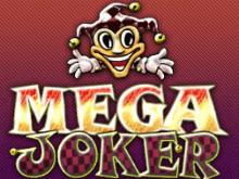 В онлайн зале игровой автомат Mega-Joker