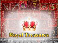 Играйте в зале в игровой автомат Royal Treasures