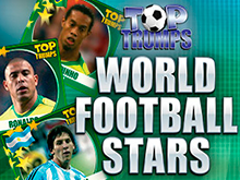 Играйте в Top Trumps World Football Stars в клубе